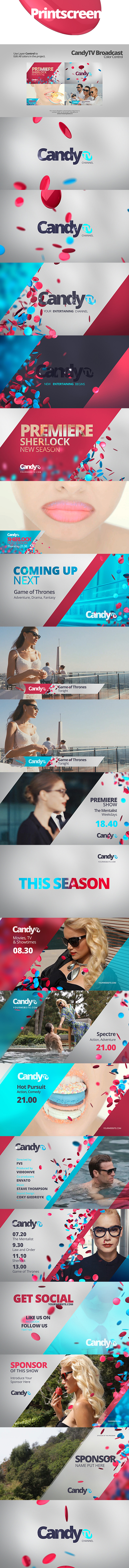 CandyTV Broadcast ID - 1