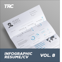 Infographic Resume Vol 3 - 14