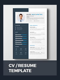 Resume Template - 9