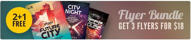Party Flyer Bundle Vol12