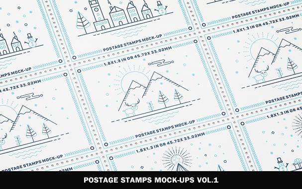 Postcard 6x4 / Invitation Mock-Ups - 6