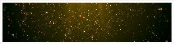 Gold Bokeh Light Background - 2