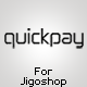 Quickpay Gateway for Jigoshop