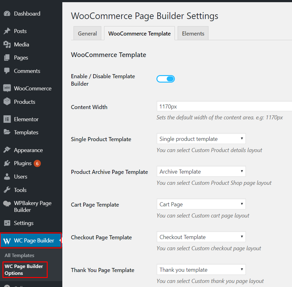WC Builder Pro – WooCommerce Page Builder for WPBakery - 3