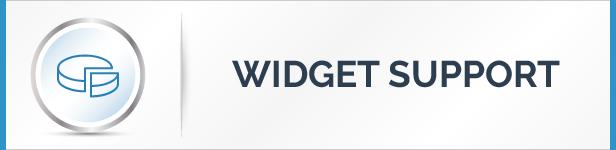 Widget Support