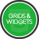 Grids and Widgets - CodeCanyon Item for Sale