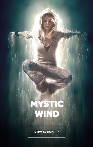 Mystic Wind Photoshop Action - 45