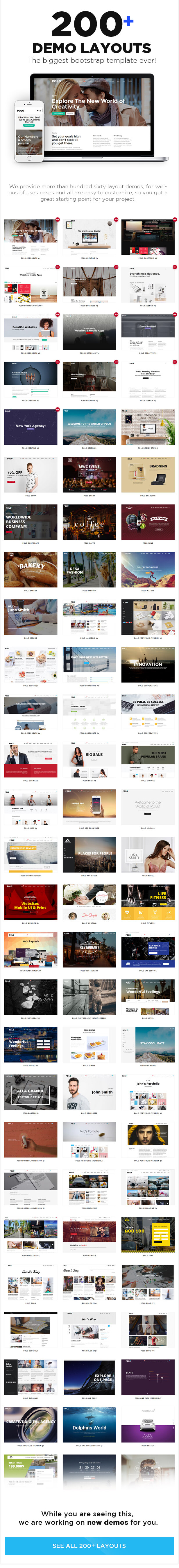 Polo - Responsive Multi-Purpose HTML5 Template - 10