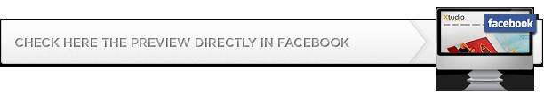 Xtudio - Facebook Single Page Showcase - 1