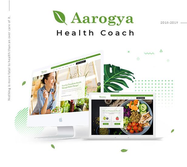 Aarogya    Shopify 医疗保健、医疗和保健商店 - 1
