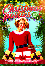Christmas Night Party Flyer - 9