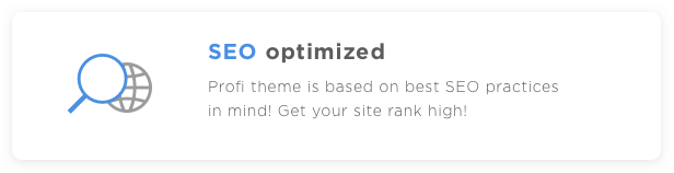 Profi WP SEO optimized