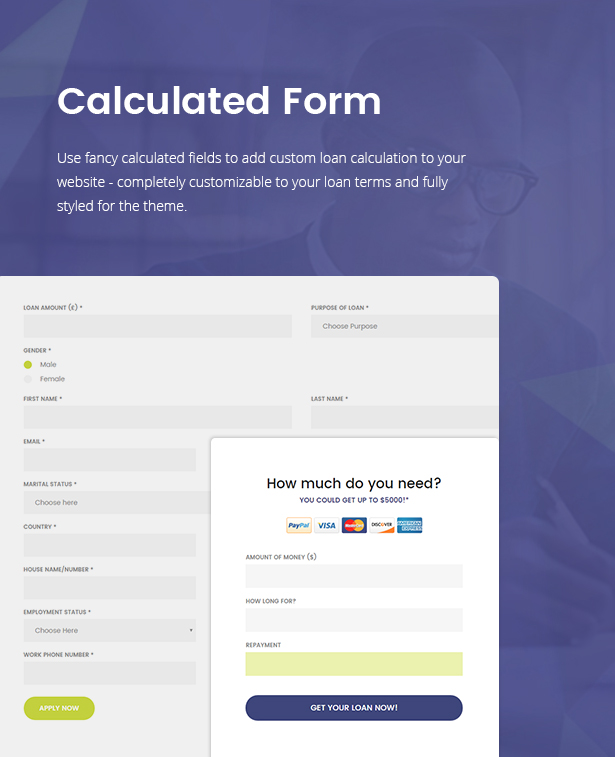 Forex wordpress theme
