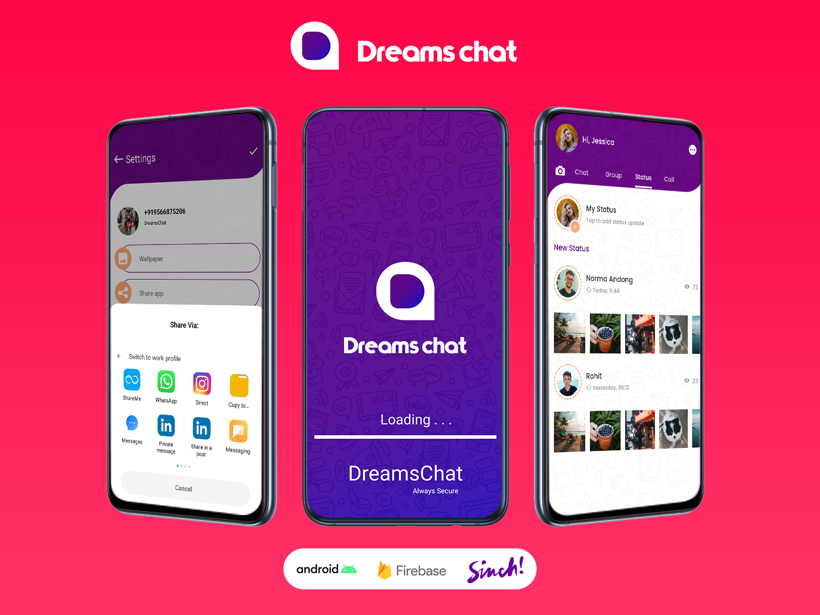 Dreams Chat