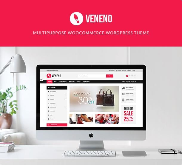 VG Veneno - Multipurpose WooCommerce Theme - 6
