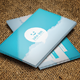 Flat Business Card V-02 - 70