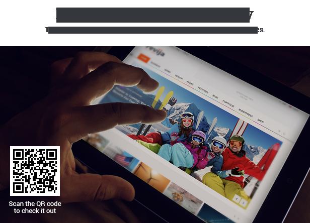 Revija - Premium Blog/Magazine HTML Template - 1