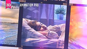 3D Photo Animation Pro