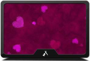 Pixaleted Glowing Background Pack - 3