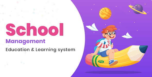 School Management  - CodeCanyon Item for Sale