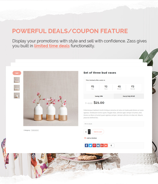 Zass - WooCommerce Theme for Handmade Artists and Artisans - 7