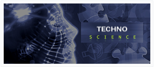 science hi-tech technology techno background music