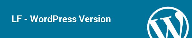 LF - One Page Multi Purpose Parallax HTML Theme - 4