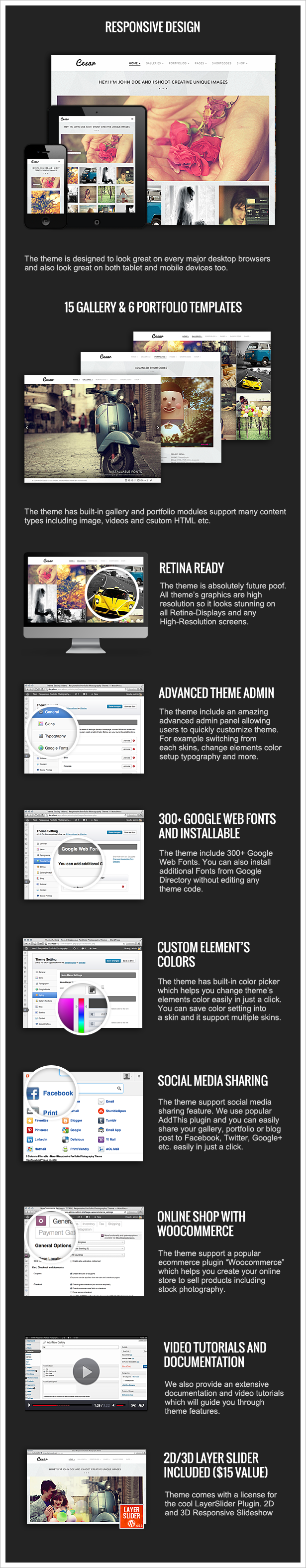 Cute Gallery Html Template Photos - Professional Resume Example ...