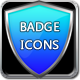 Badge Icons - GraphicRiver Item for Sale