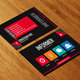 IT-Support Company Business Card AN0179 - GraphicRiver Item for Sale