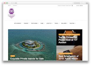 Piemont - Premium Travel & Lifestyle Responsive WordPress Blog Theme - 8
