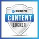 Wordpress Content Locker Plugin