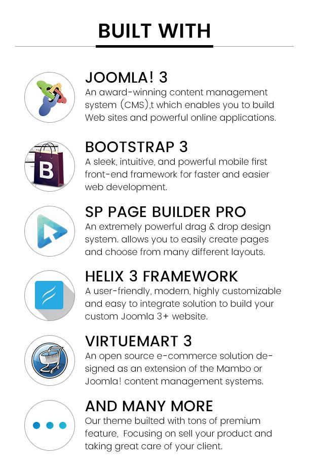 Vina Dallix - Multipurpose Joomla & VirtueMart Template - 16