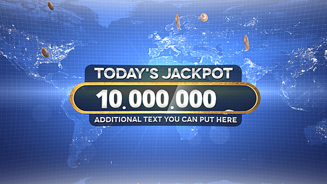 Casino/Jackpot/Lottery Winner  - 20