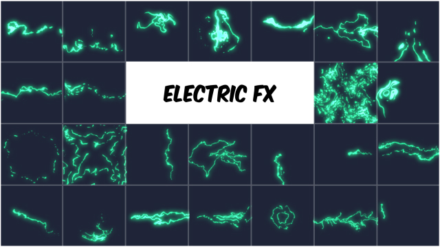 Flash Fx - Animation Pack - 6