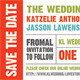 Wedding - Save The Date - Love Code - 33
