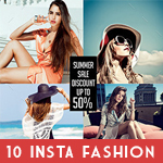 Instagram Fashion Banner Bundle - 6