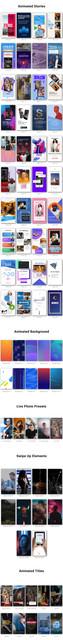 Instagram Stories Kit // Instagram Story Pack - 10