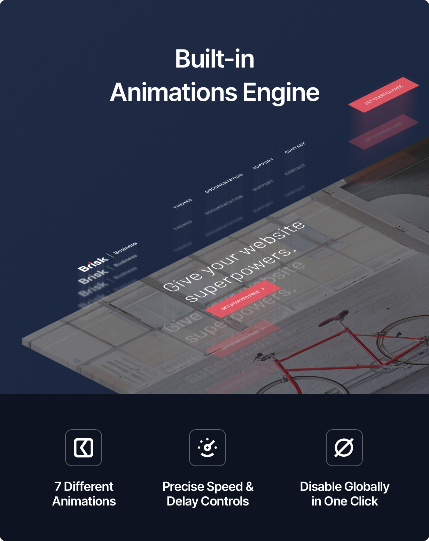Animations Engine