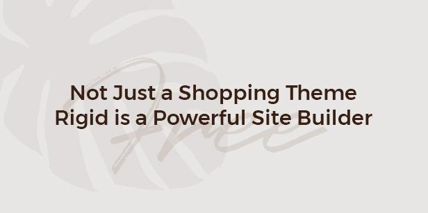 Rigid -  WooCommerce Theme for Enhanced Shops and Multi Vendor Marketplaces - 16