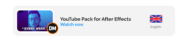 YouTube Pack - 4