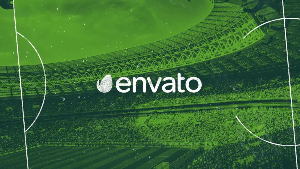 Football (Soccer) Dynamic Opener - 14