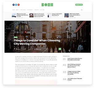 Bone - Minimal and Clean WordPress Blog Theme - WooCommerce Compatible. - 9