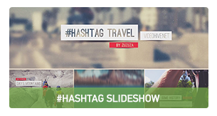 #Hashtag Travel Slideshow