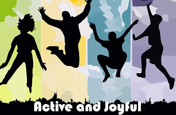 Active and Joyful - 1