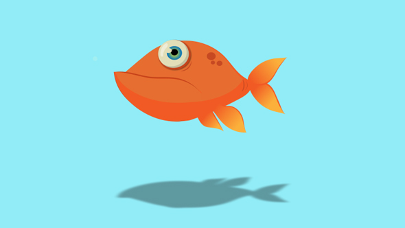 Cartoon fish pack by kalheesi videohive for Fish cartoon movie
