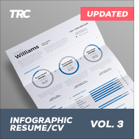 Infographic Resume Vol 3 - 9