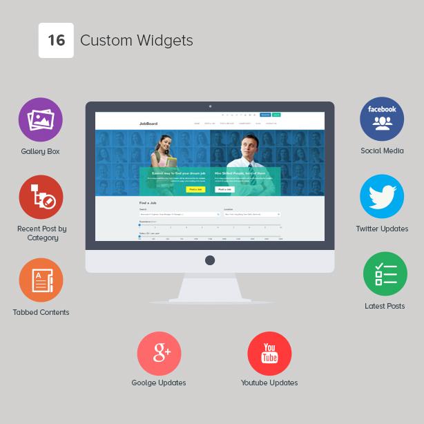 JobBoard - Responsive Recruitment Directory WordPress Theme - 17