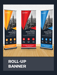 Roll Up Banner - 11