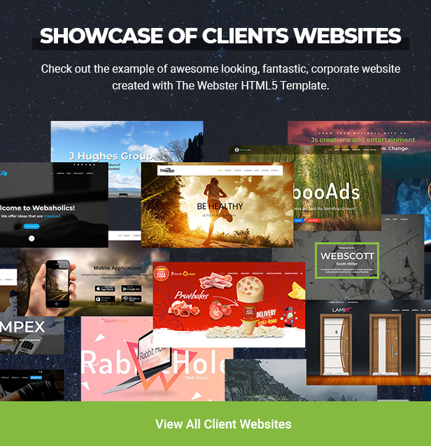Webster - Responsive Multi-purpose HTML5 Template - 24